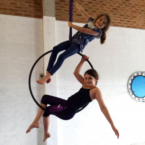 Kids will make new friends and learn new skills in this circus vacation care program
