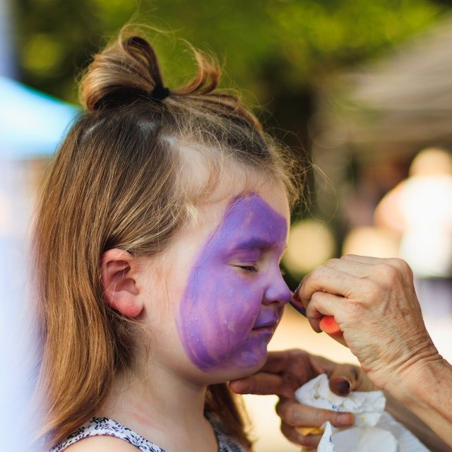 Face Painting (1:30-3:00pm, 13th January)