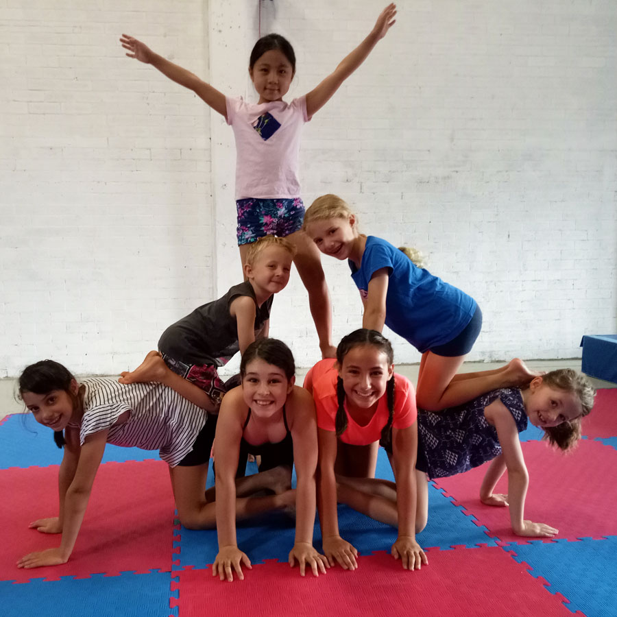 Circus Camp – Full Program